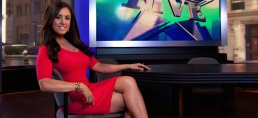 Πρώην παρουσιάστρια του τηλεοπτικού δικτύου Fox