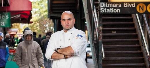 Ένας από τους κορυφαίους σεφ στις ΗΠΑ