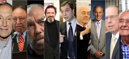 Οι πλουσιότεροι Έλληνες στον κόσμο για το 2015