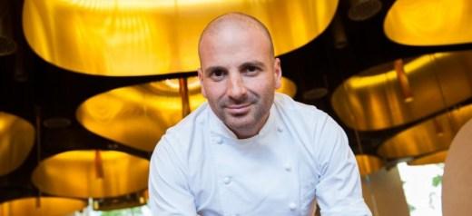 Multi awarded chef and a judge at Masterchef Australia