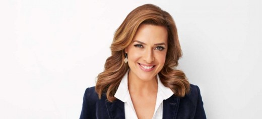 Επιτυχημένη παρουσιάστρια στην Αυστραλία