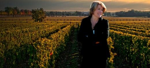 Ιδιοκτήτρια των περίφημων κρασιών Château Margaux