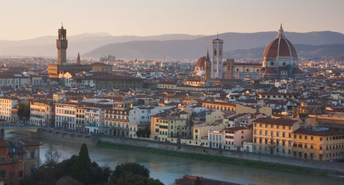 Tuscany and Florence