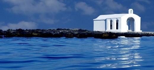 A Greek island in the top 10 weekend beach breaks in Europe