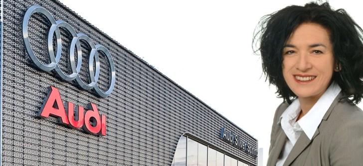 Επικεφαλής Στρατηγικής Ανάπτυξης στην αυτοκινητοβιομηχανία της Audi