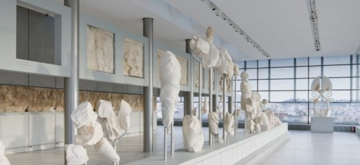 Acropolis Museum among the top 5 museums in Europe