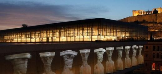 Το Μουσείο Ακρόπολης στα 10 καλύτερα μουσεία στον κόσμο