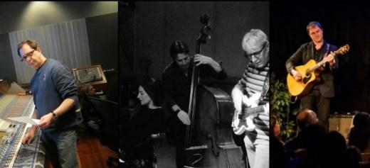 3 διεθνούς φήμης μουσικοί στο θέατρο Παλλάς με τον Περικλή Κανάρη και τον Μάνο Ελευθερίου