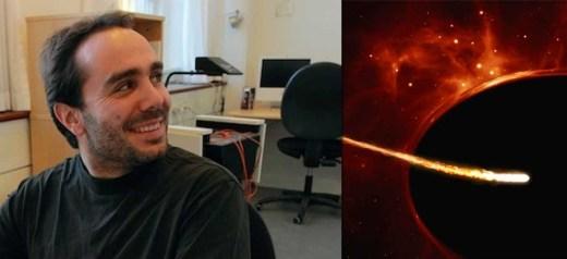 Προσπαθεί να ανακαλύψει τα μυστικά του διαστήματος