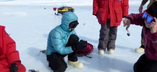 Έλληνας γεωλόγος σε αποστολή της NASA στην Ανταρκτική