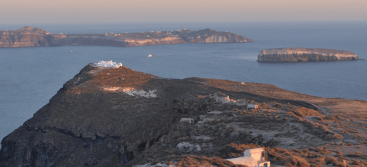 Santorini excavation unearths Bronze Age settlement