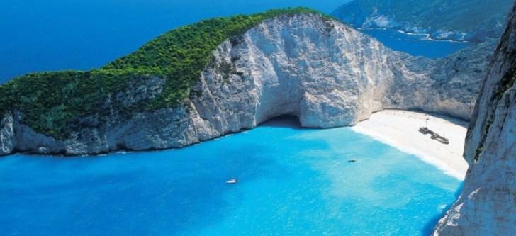 A Greek beach among the world's best beaches