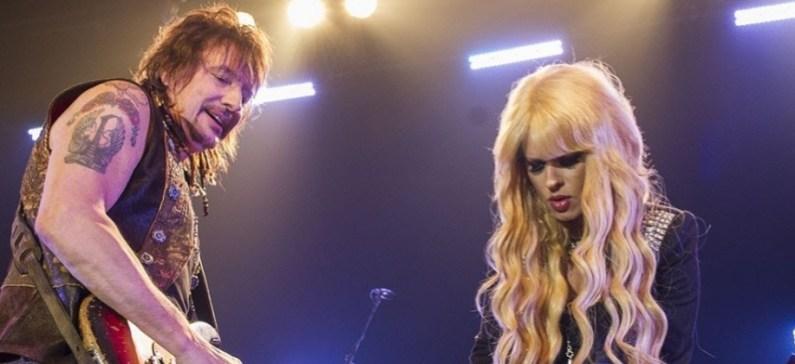 Η Οριάνθη και ο Richie Sambora ανακοίνωσαν νέες συναυλίες μαζί
