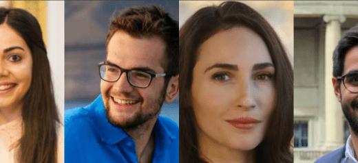 4 Έλληνες στους πιο επιτυχημένους νέους στην Ευρώπη για το 2018