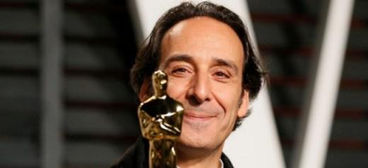 Ο Αλεξάντερ Ντεσπλάτ κέρδισε το Όσκαρ καλύτερης μουσικής επένδυσης