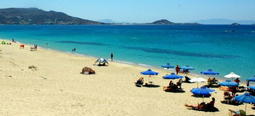 4 Greek beaches among the top 25 in Europe for 2015