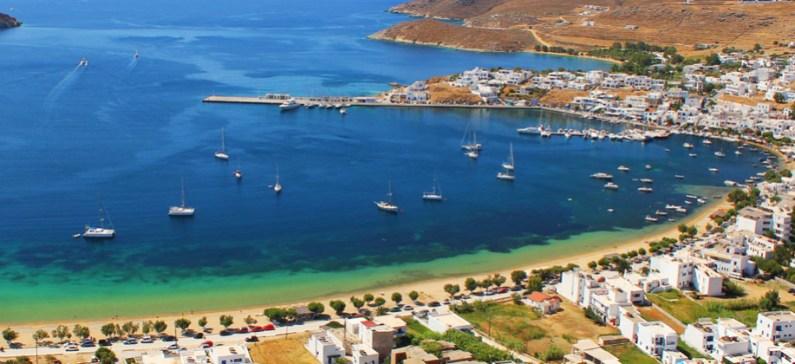 Σέριφος, Μάνη και Αμοργός στα 10 ομορφότερα καταφύγια της Μεσογείου