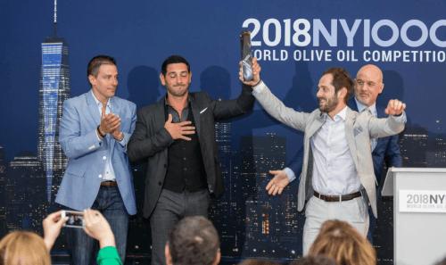 Βραβεία για το ελληνικό ελαιόλαδο