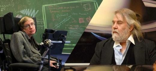 Vangelis paid tribute to Stephen Hawking