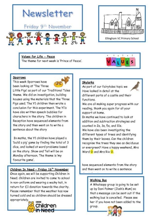 thumbnail of Newsletter 09.11.18