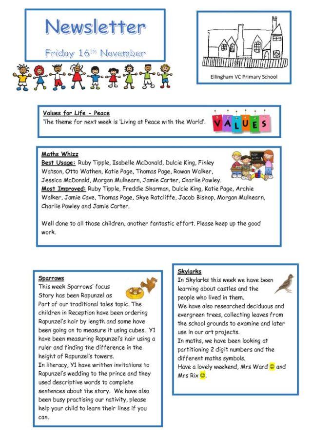 thumbnail of Newsletter 16.11.18