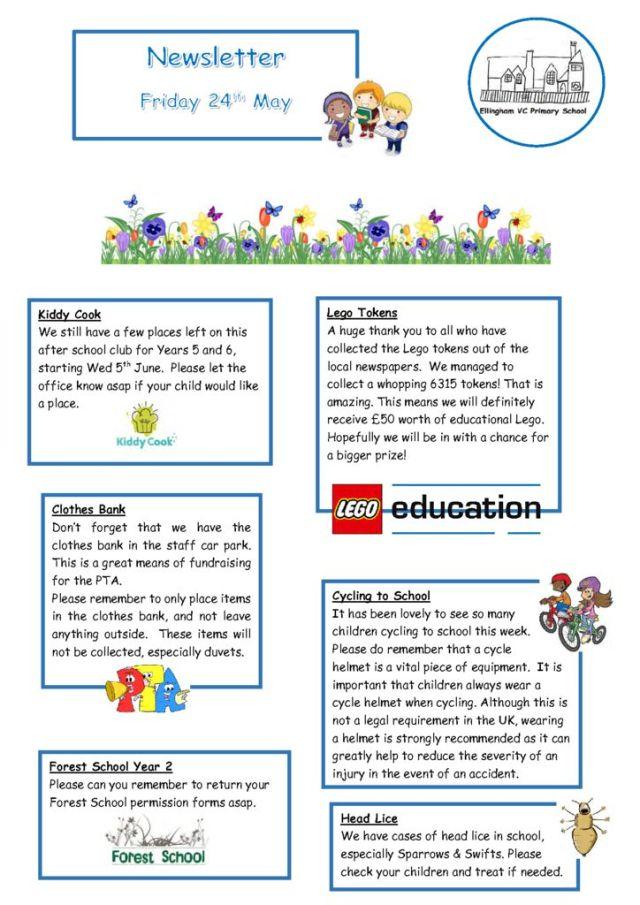 thumbnail of Newsletter 24.05.19