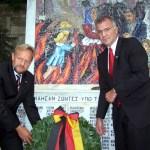 Herbert Krüger, Oberbürgermeister von Neckartenzlingen und Vize-Generalkonsul Bormann
