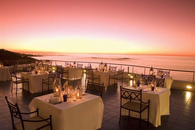 Azure Deck at 12 Apostles Hotel and Spa, Cape Town