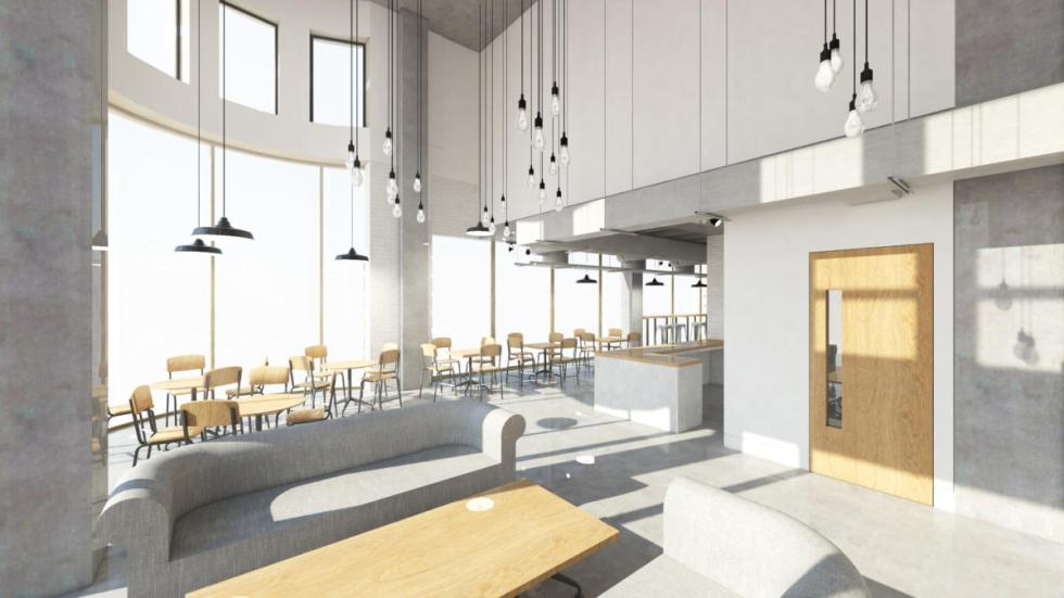 Cafe Interior 01