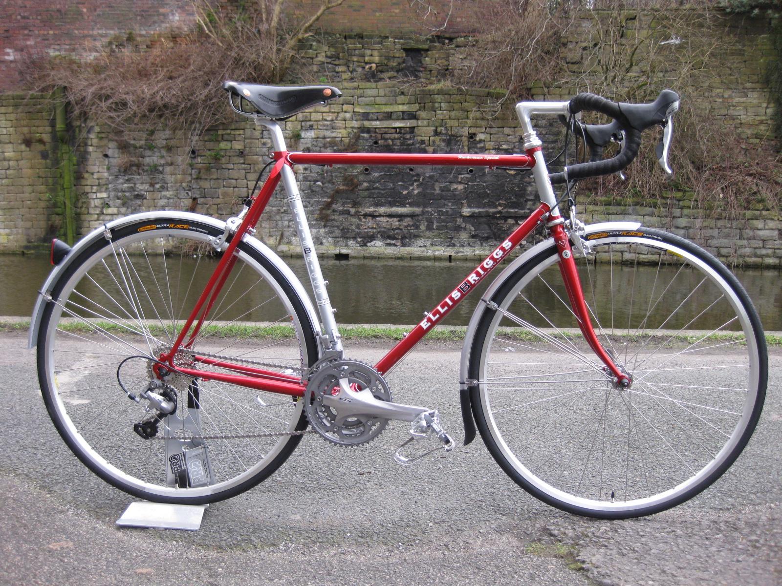 What is an Audax/Randonneur bike? - Ellis Briggs Cycles