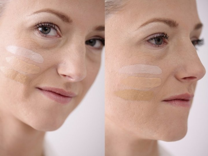 Best Foundation for Mature Skin Over 40