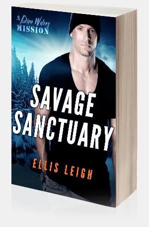 Savage Sanctuary Cover