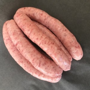 6 x Award Winning Thin Pork Sausages