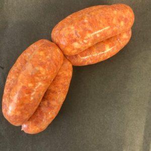 6 xHome made ChorizoSausages