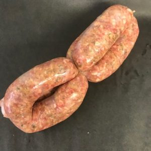 6 x Welsh Dragon Sausages