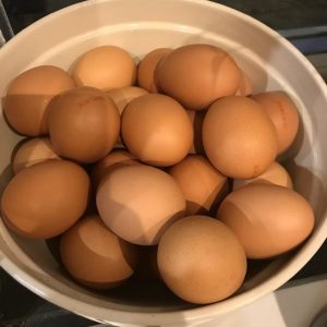 6 x Farm Fresh Eggs