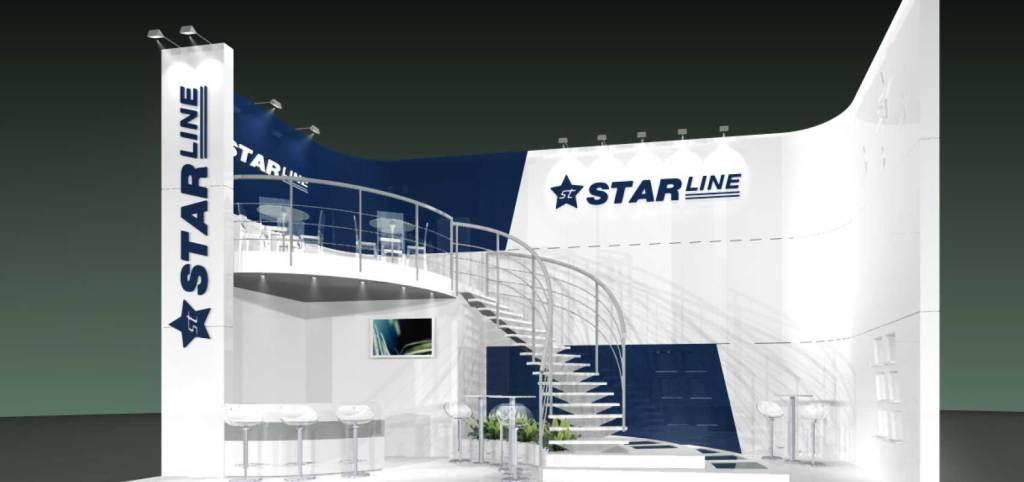 Starline stand fiere