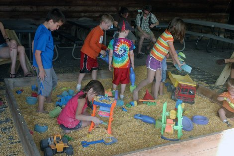 Box of Kernels provides lots of fun for kids!