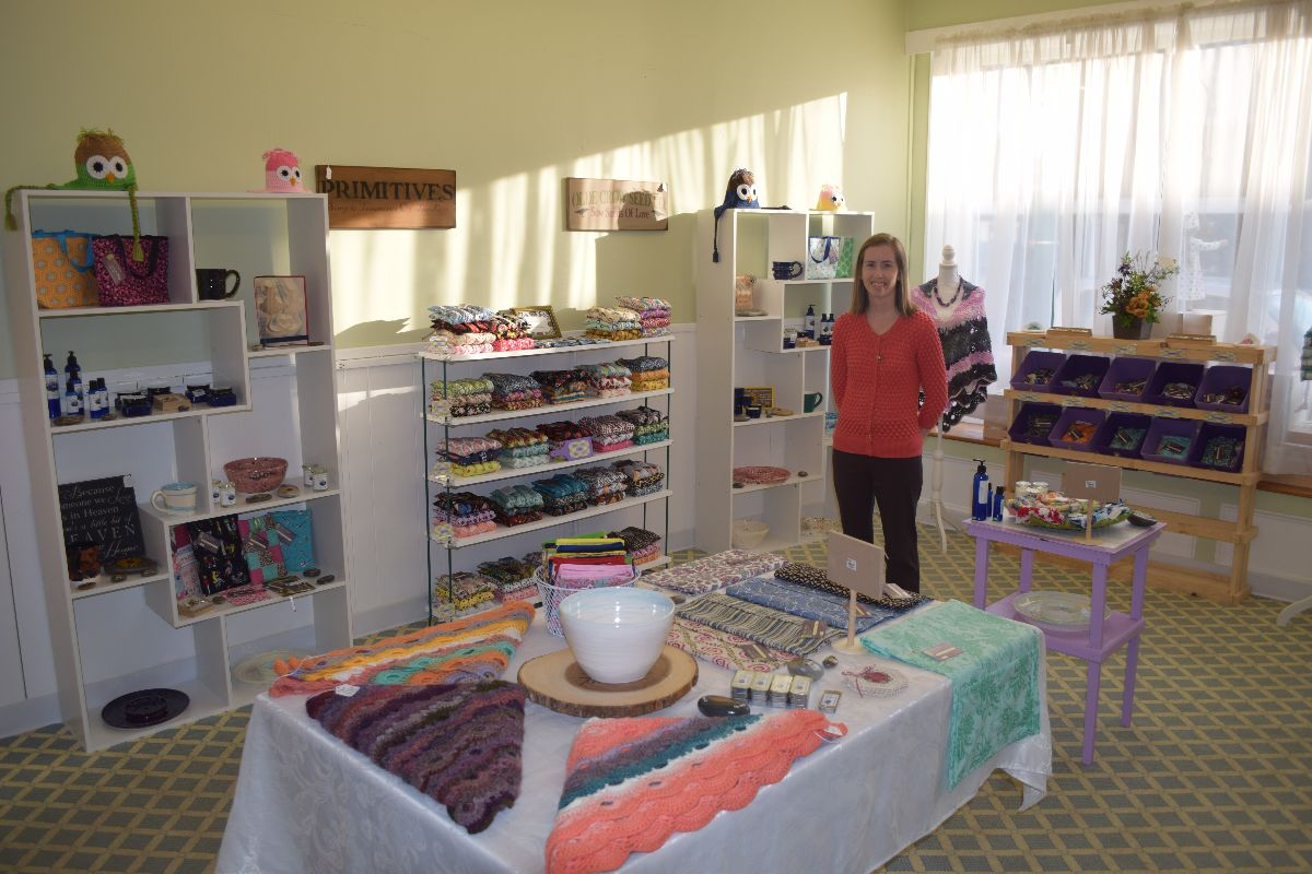 maine made craft shop now open in