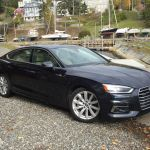 On The Road Review Audi A5 Sportback The Ellsworth Americanthe Ellsworth American