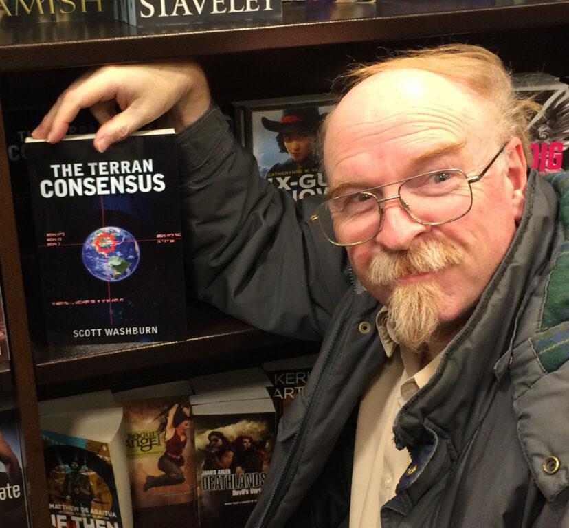 Interview With Author Scott Washburn