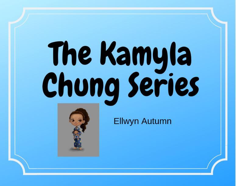 Kamyla Chung Video Book Trailer