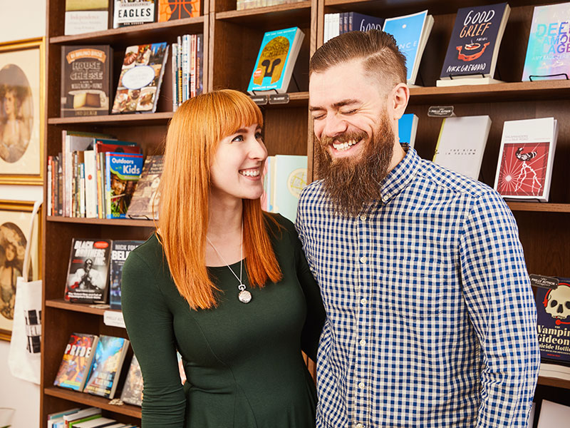 Interview With A Novel Idea Book Store Owners