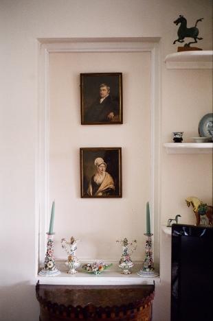 George Richmond Portrait Project Elly Clarke