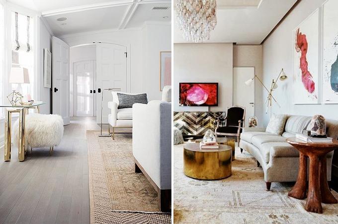 oushak rug round up www.ellymacdonalddesign5