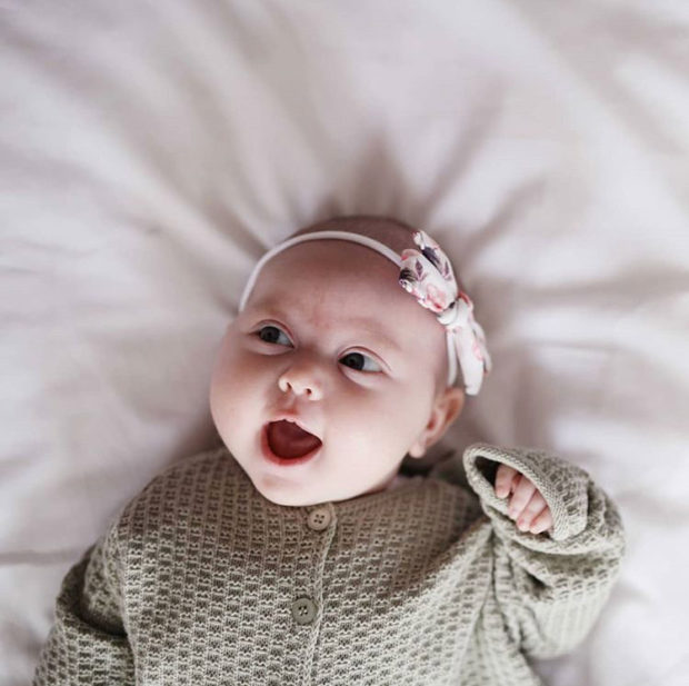 The Musings Of A Four Month Old Baby - Image (c) mummalifelovebaby