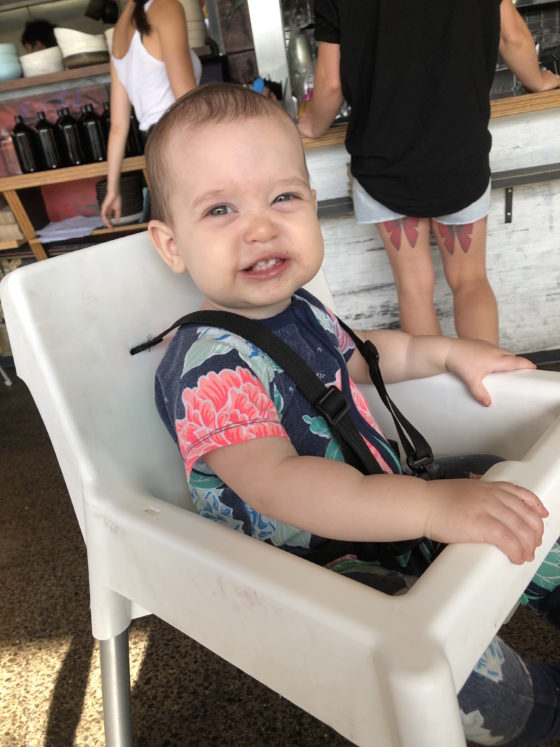 Diary Of A Crazy Baby - 13 Months Old