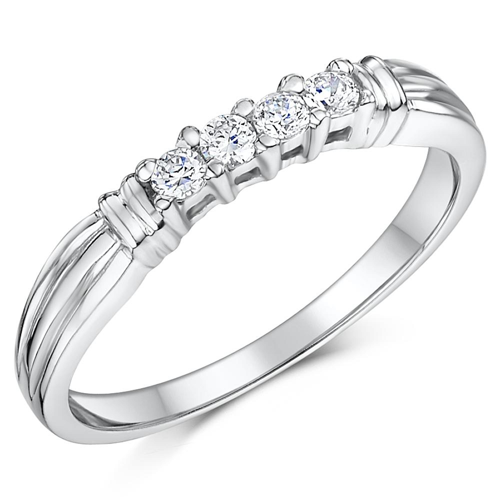 Cobalt 3mm Engagement Eternity Amp Wedding Band Bridal Set