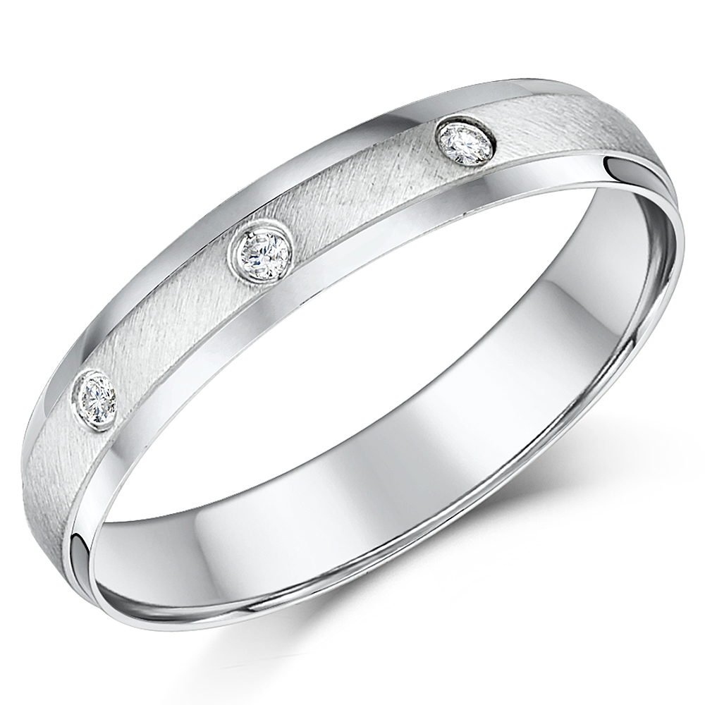 Titanium Diamond Rings And Mens Engagement Diamond