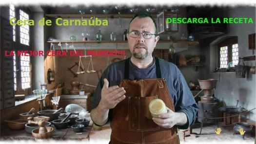 imagen cera de carnauba